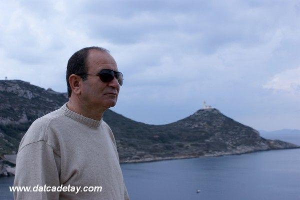 şair isa inan knidos antik kentinde