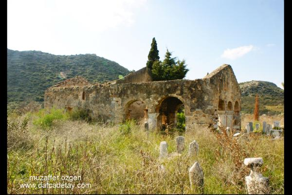 cumalı mezarlığı tarihi cami