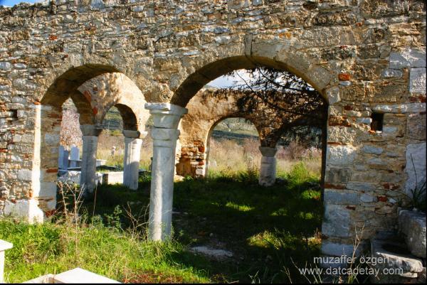 çeşmeköy eski cami