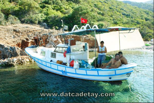 datçalı balıkçılar
