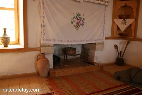 geleneksel datça evi