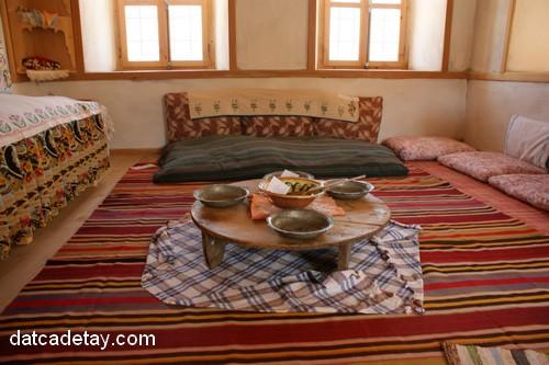 geleneksel datça odası