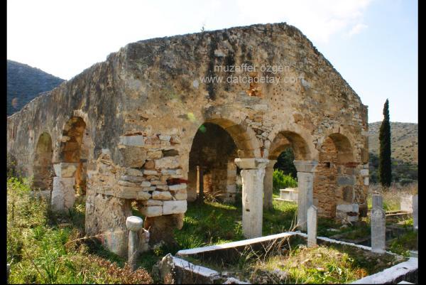 cumalı mezarlığı eski cami