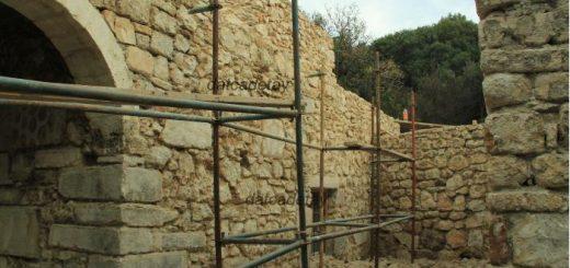 hızırşah camii restorasyonu