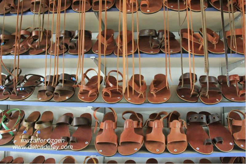 datça sandalet dükkanı