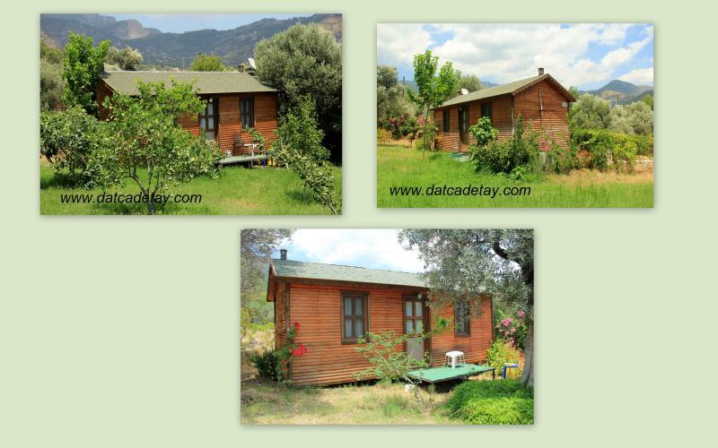 babil tatil köyü bungalow evler
