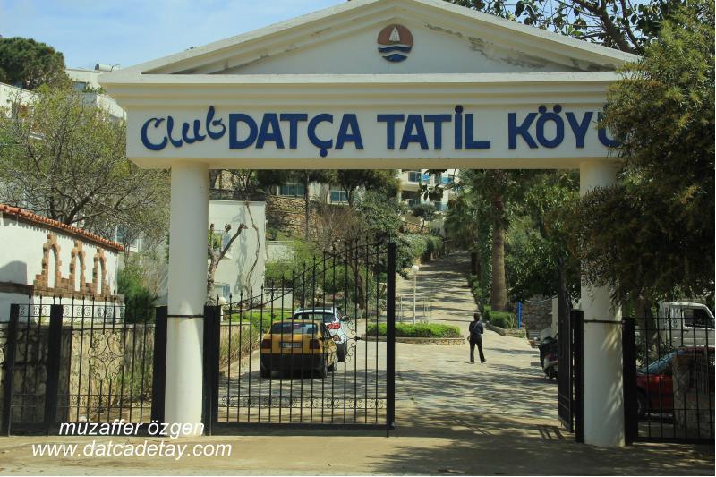 clup datça tatil köyü