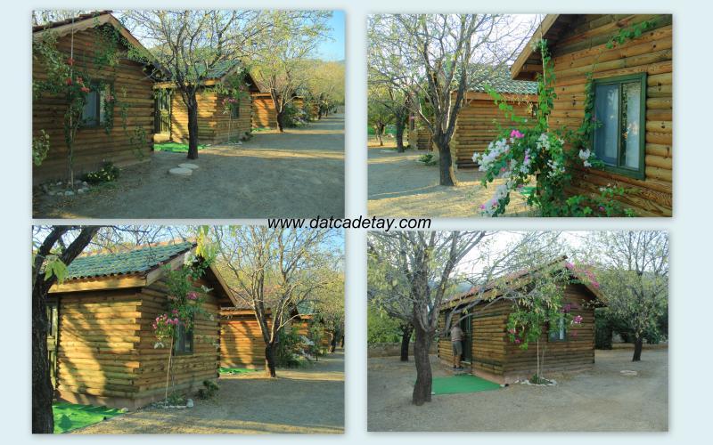 gülbahar pansiyon bungalow