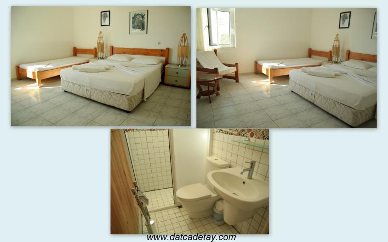 datça yavuz apart odaları