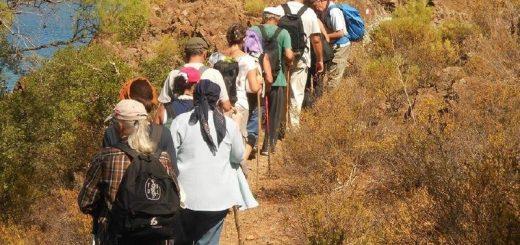 datça yürüyüş grupları