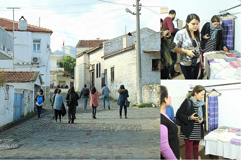 hızırşah köyü sokaklarında gezinti