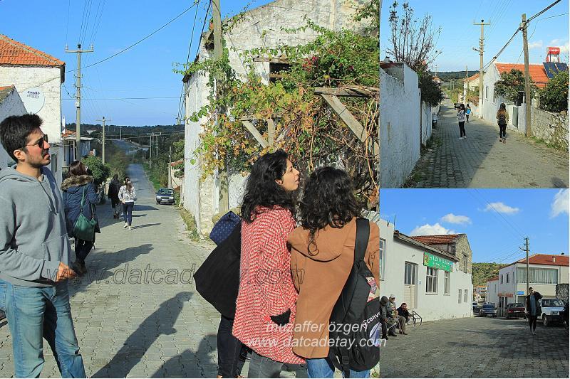 hızırşah köyü eski evler