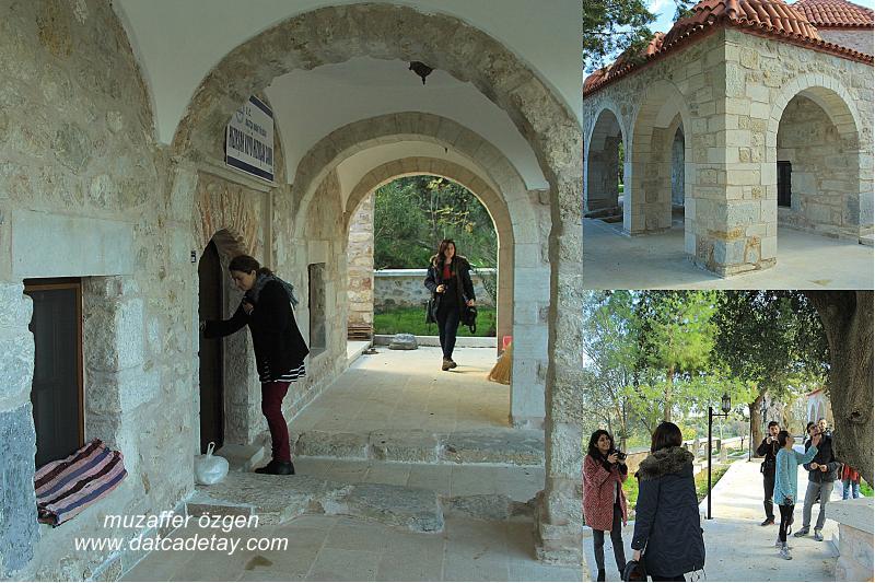 hızırşah camii ziyareti
