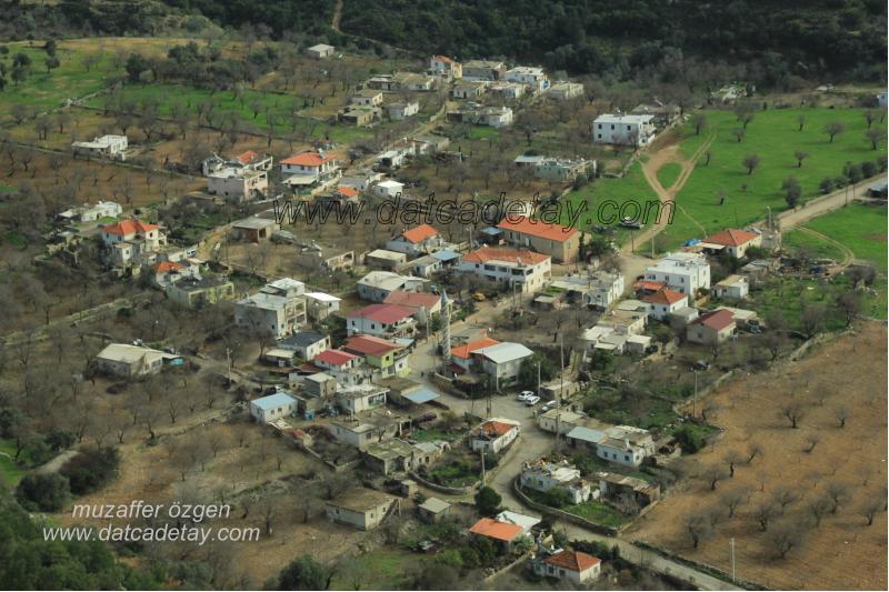 dağlardan sındı köyünün görünüşü