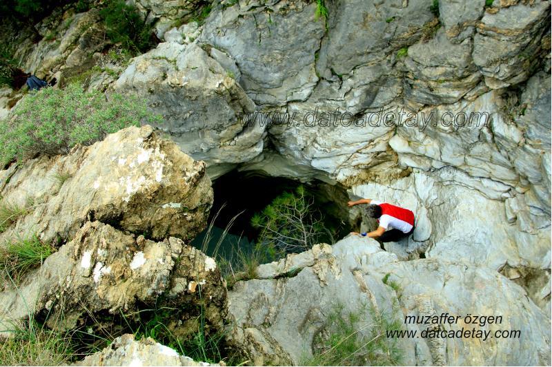 datça karakazan kanyonu