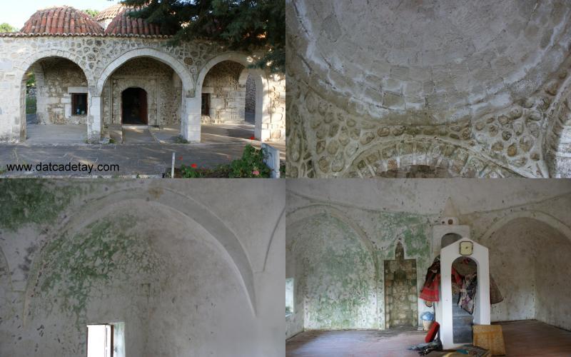 hızrşah camii restore edilmeden önce