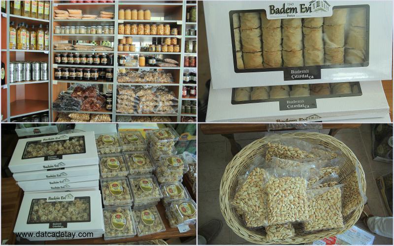 datça köy ürünleri