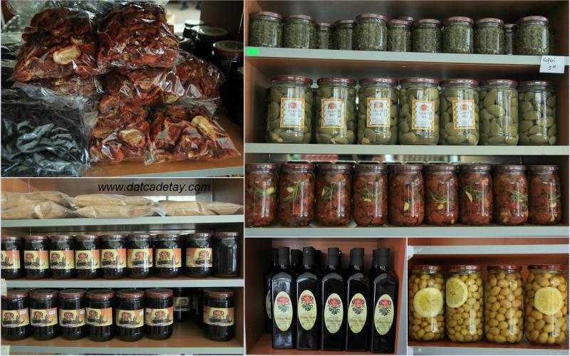 datça köy ürünleri ürünleri