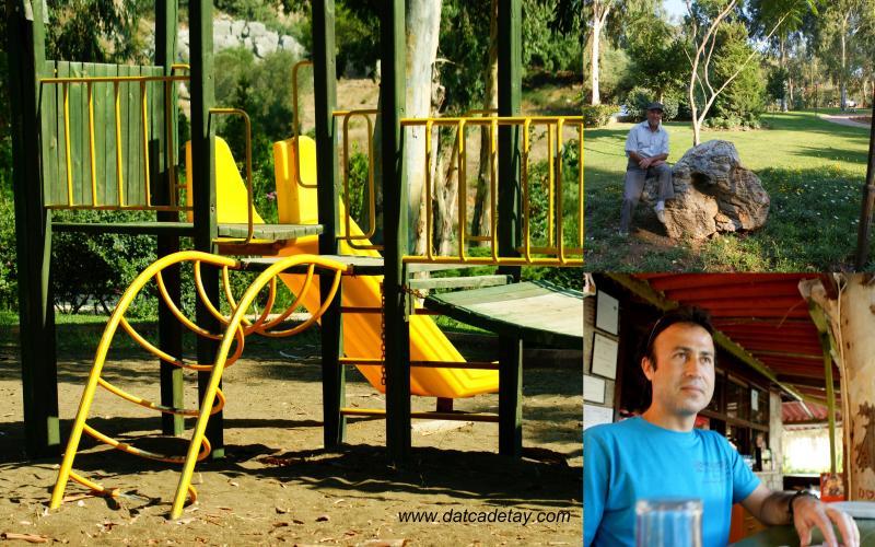 kent park çocuk parkı