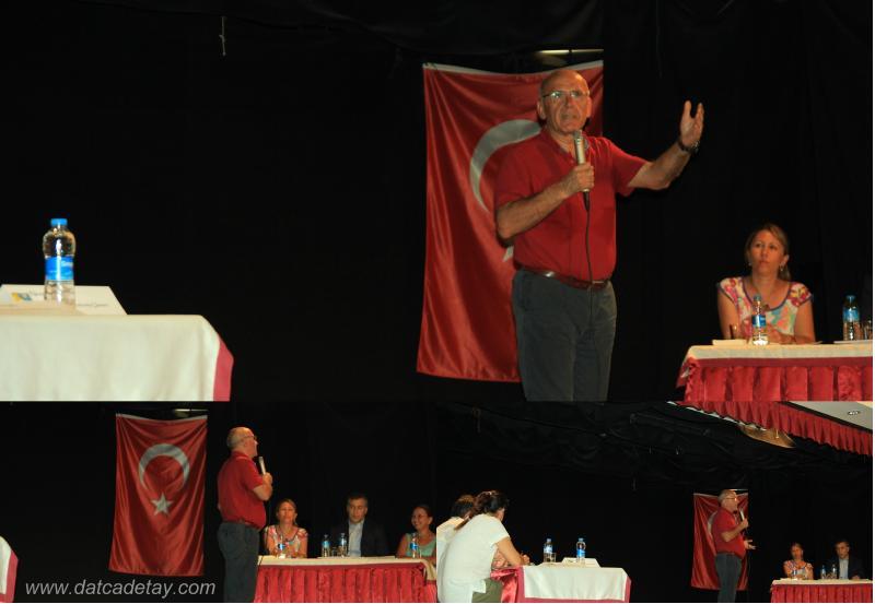 datça belediye başkanı şener tokcan