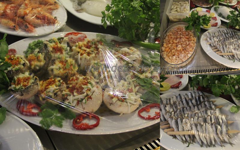 datça balık lokantaları