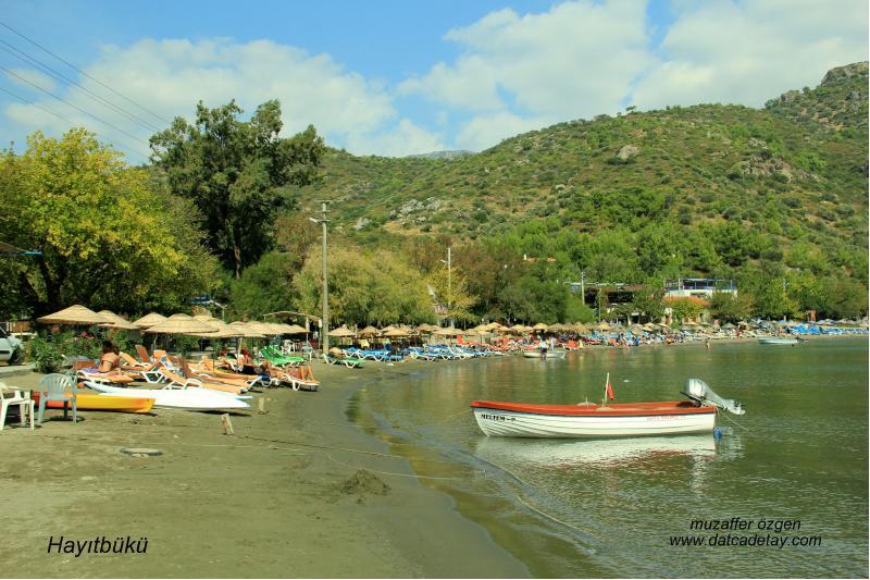 mesudiye hatıtbükü plajı