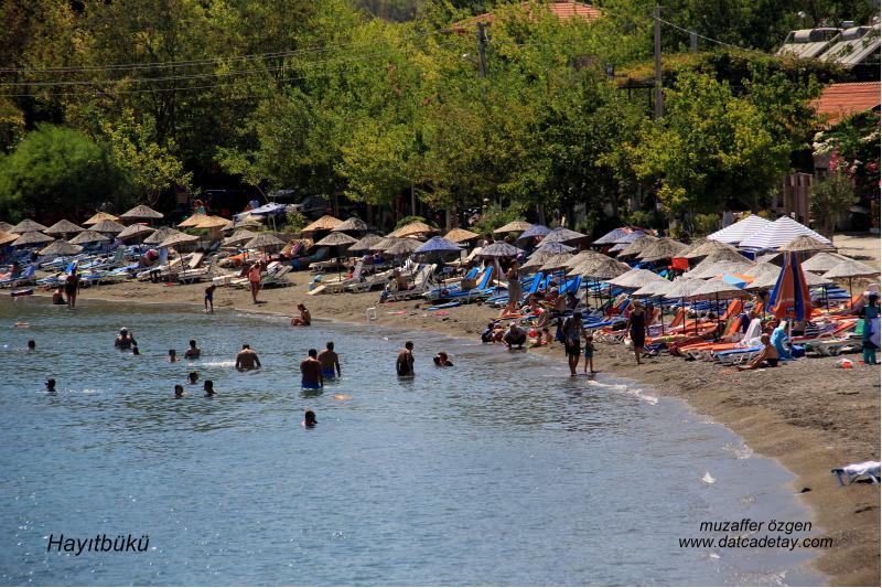 hayıtbükü plajı
