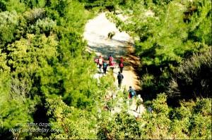 datça trekking