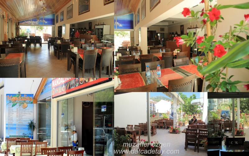 datça ev yemekleri restoranları
