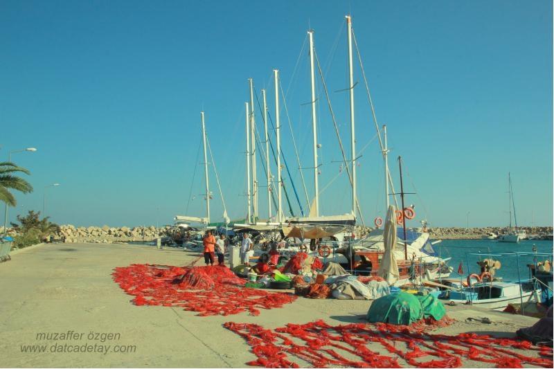 palamutbükü limanı