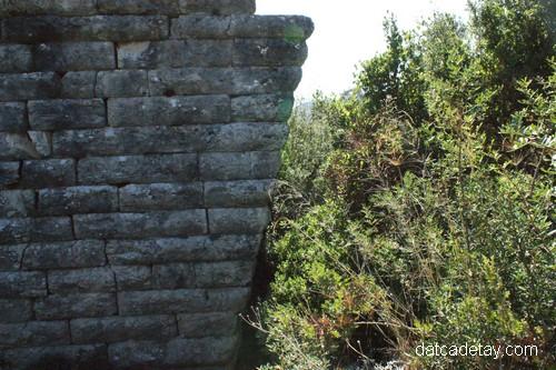 datça antik köprü
