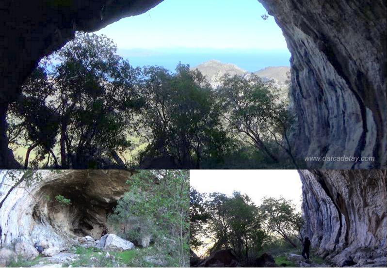 karadağ mağara