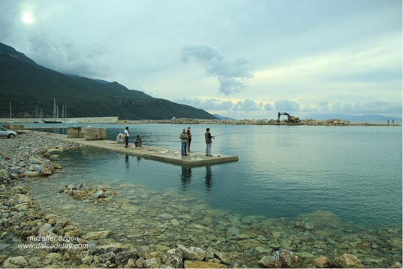 karaköy marina inşaatı