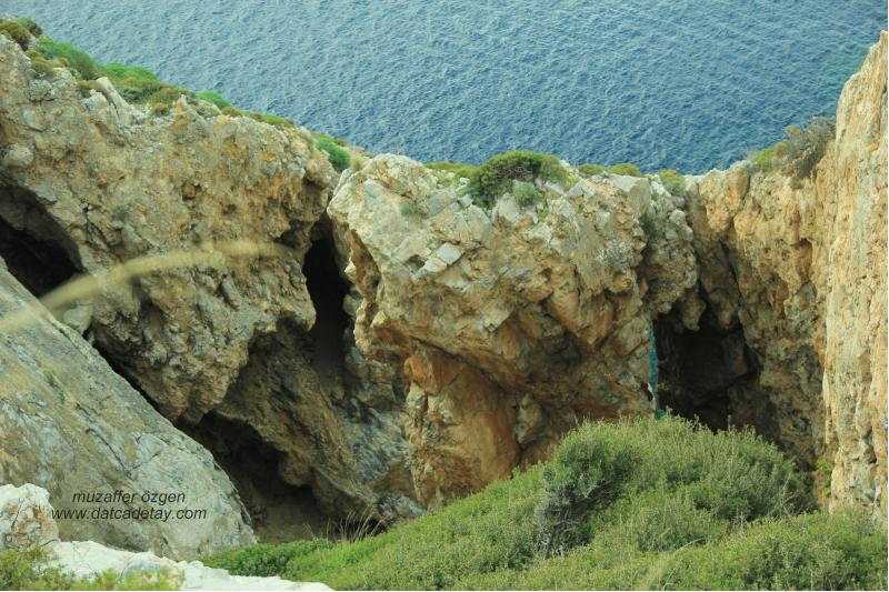kap krio mağaralar