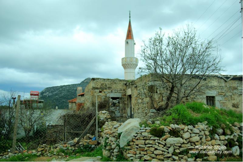 datça cumalı köy