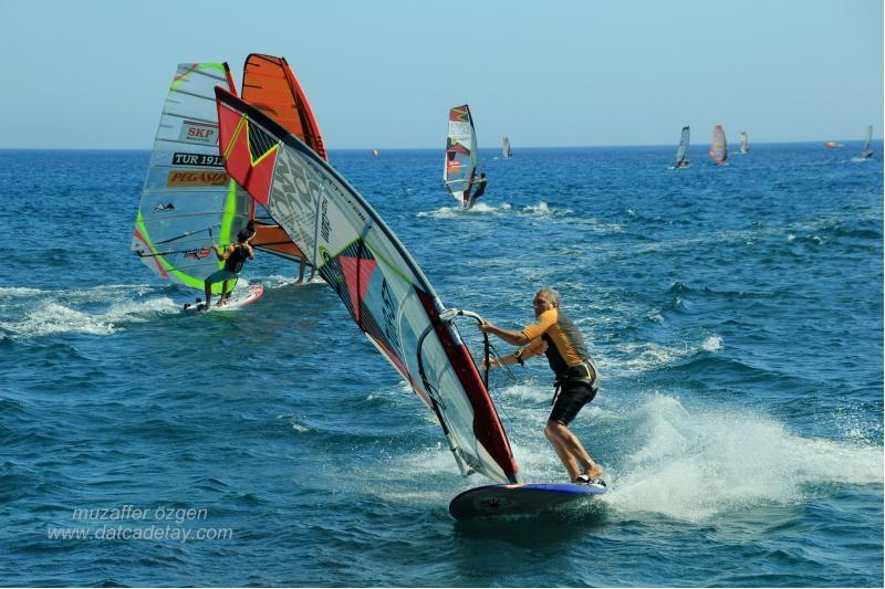datça'da sörf heyacanı