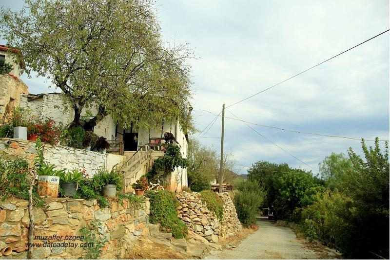 emecik köyü sokak