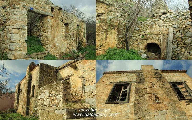yakaköy eski evler