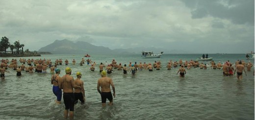 kış yüzme maratonu