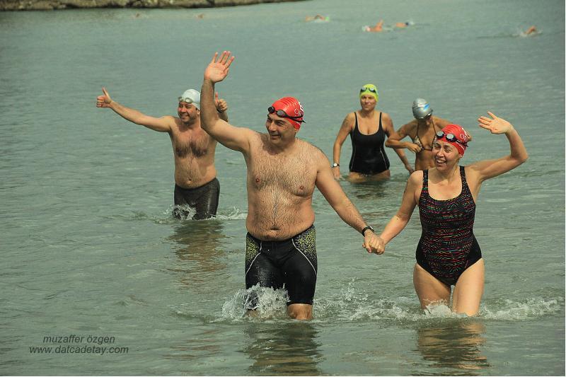 yüzme maratonu