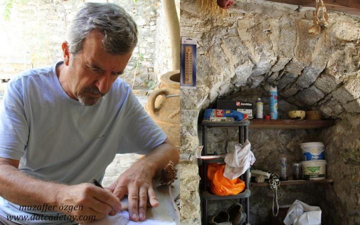 ahmet ege gürkan restore etiği eski evde