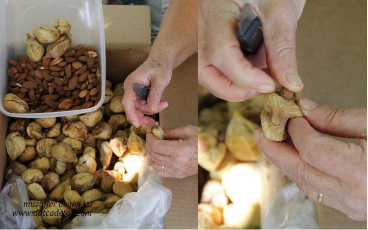 bademli incir yapımı