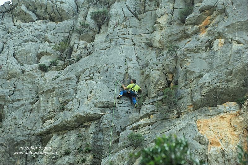 kaya tırmanışları