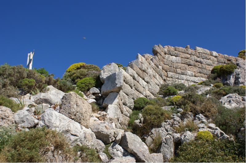 knidos akropolü