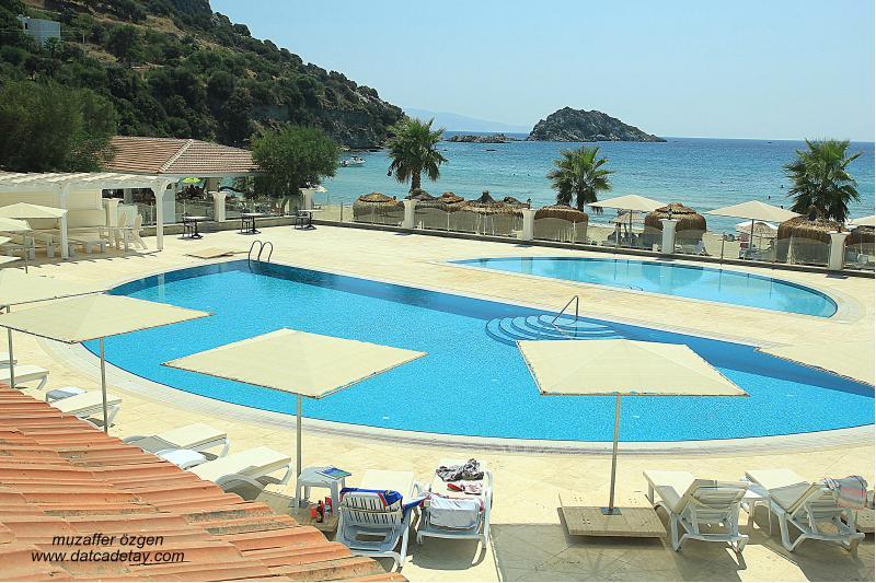 datça palm bay beach hotel