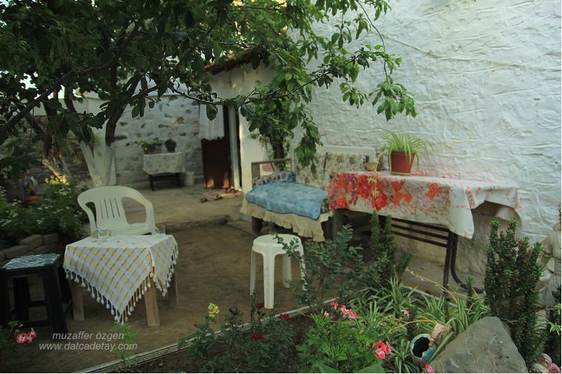 eski datça yerli evi