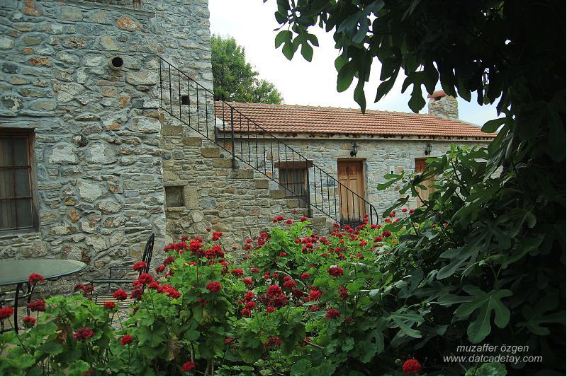 eski datça evleri pansiyon