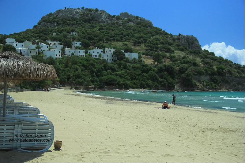 emecik karaincir plajı