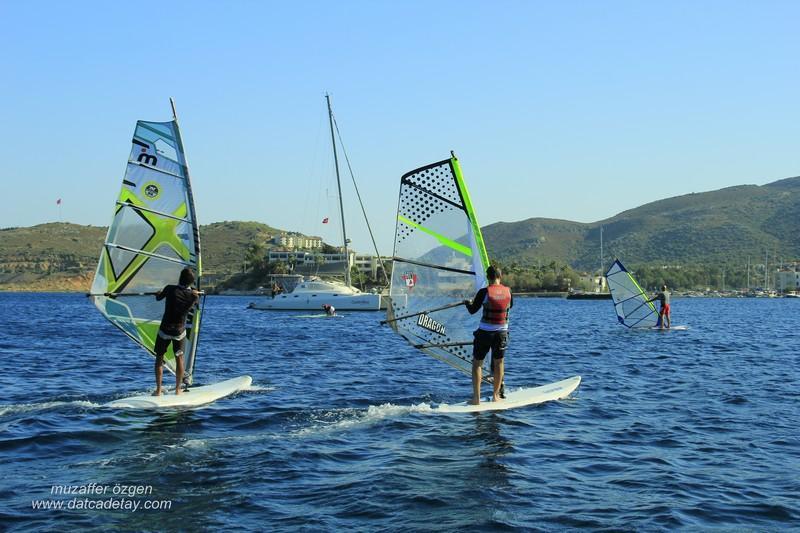 datça sörf kursları