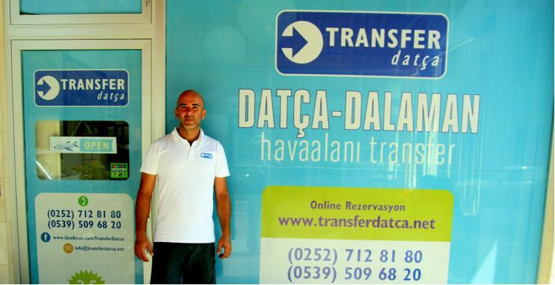 datça - dalaman havaalanı transfer